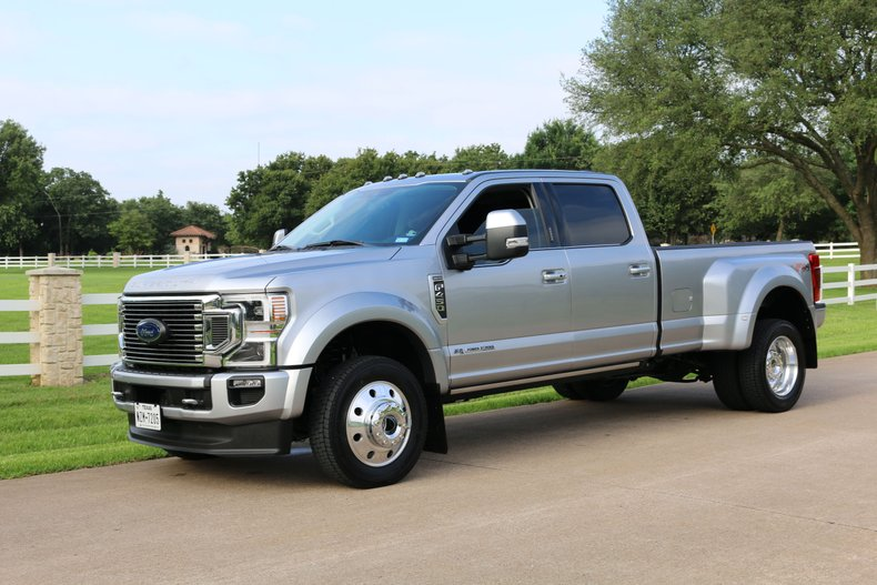 2020 Ford F450 Limited