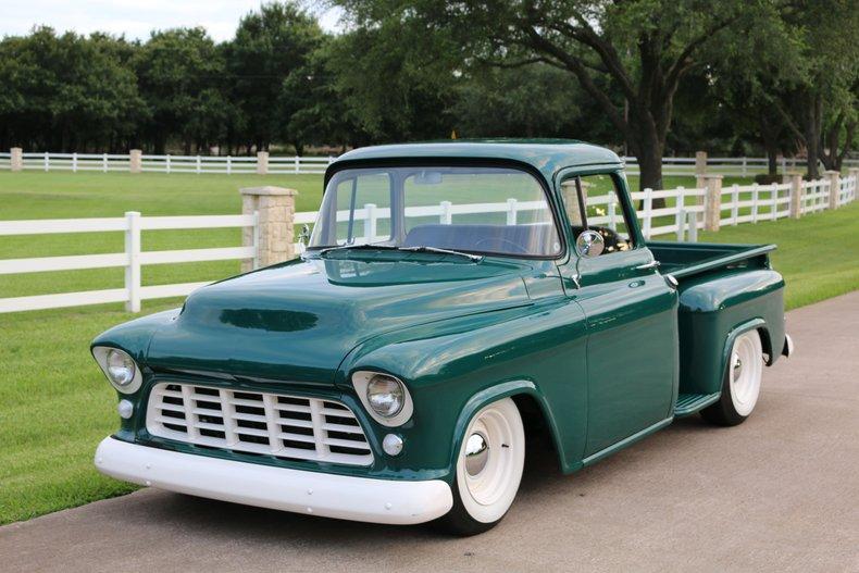 1955 Chevy 3100 Stepside