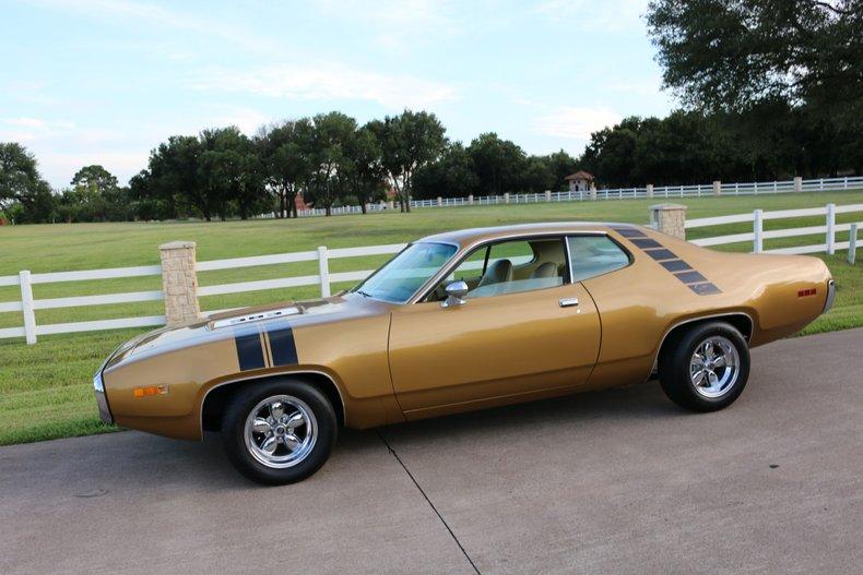 1971 Plymouth Roadrunner 383