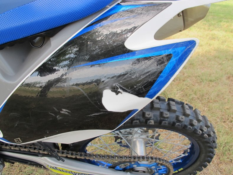 Husaberg Vehicle