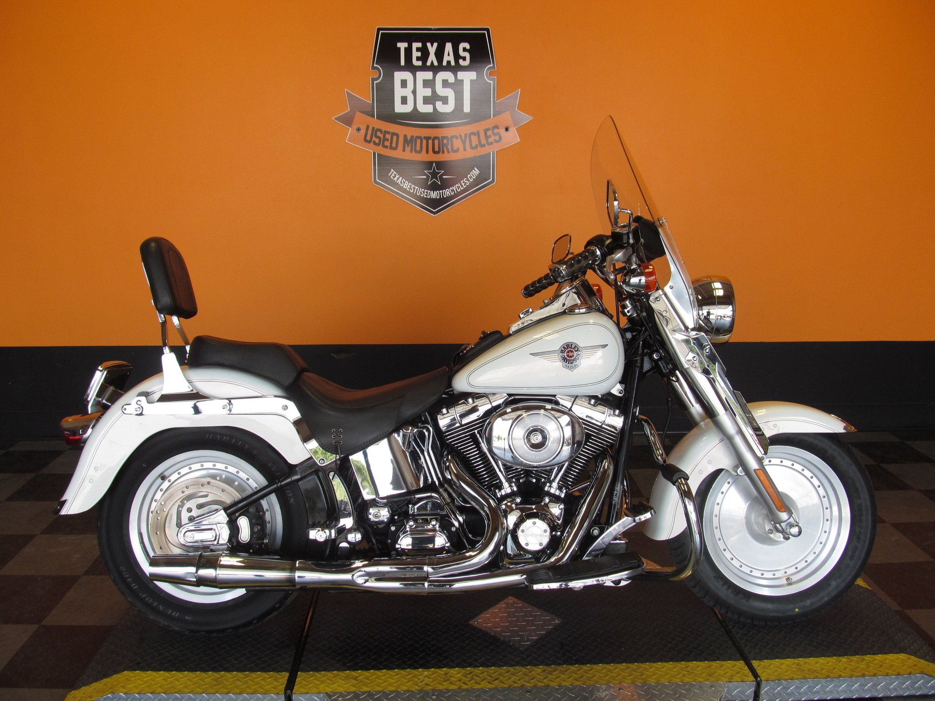 2001 harley davidson softail fat boy flstf