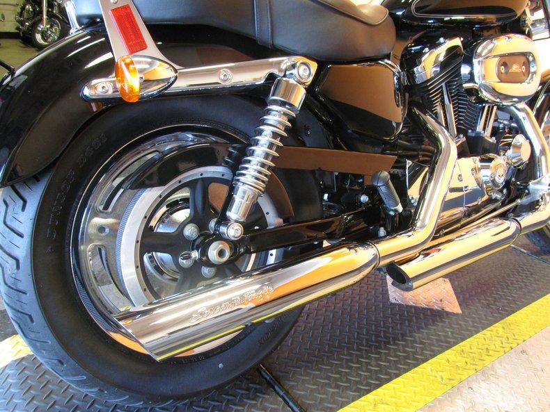 2010 Harley-Davidson Sportster 1200