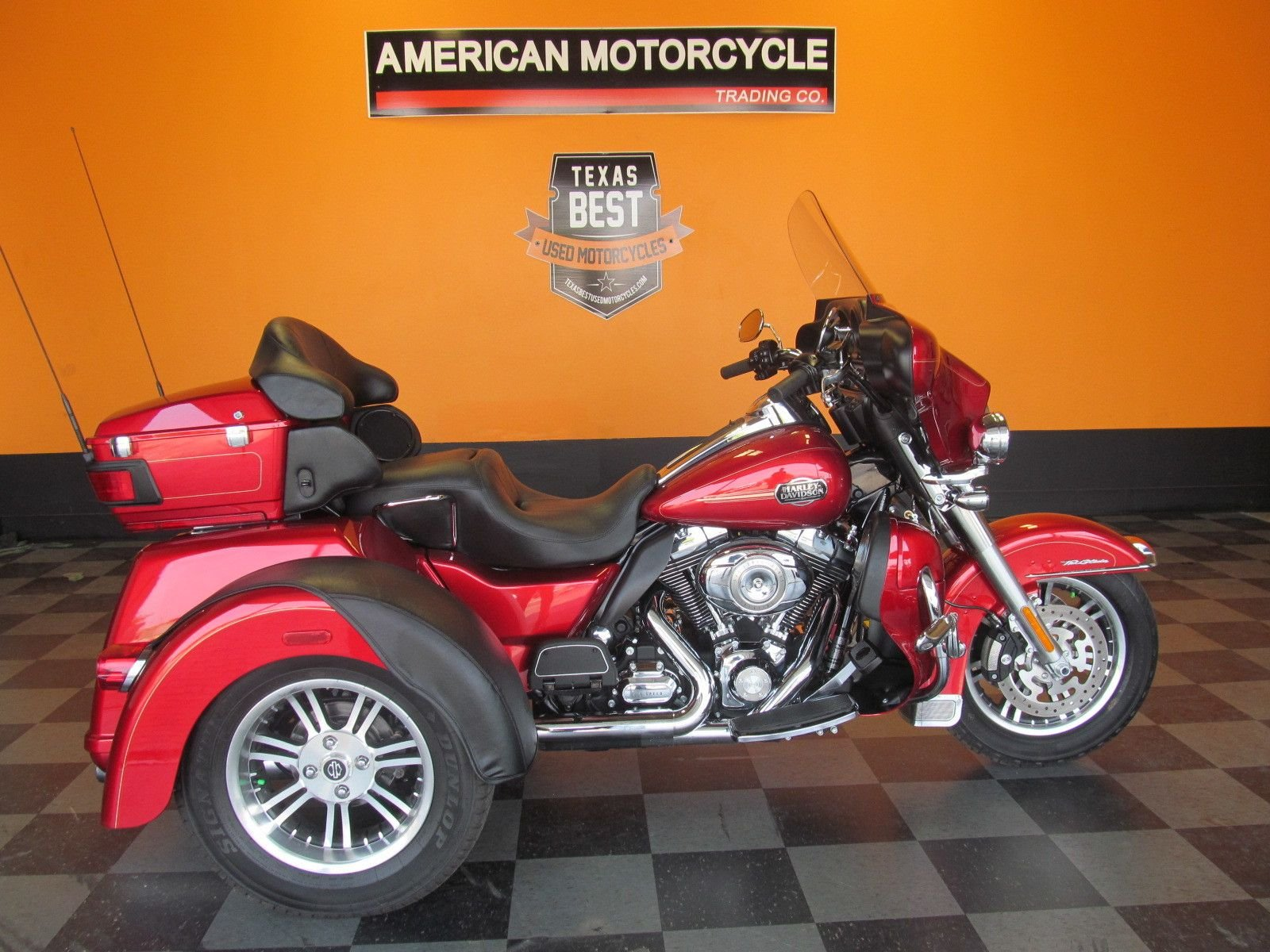 For Sale 2013 Harley-Davidson Tri-Glide
