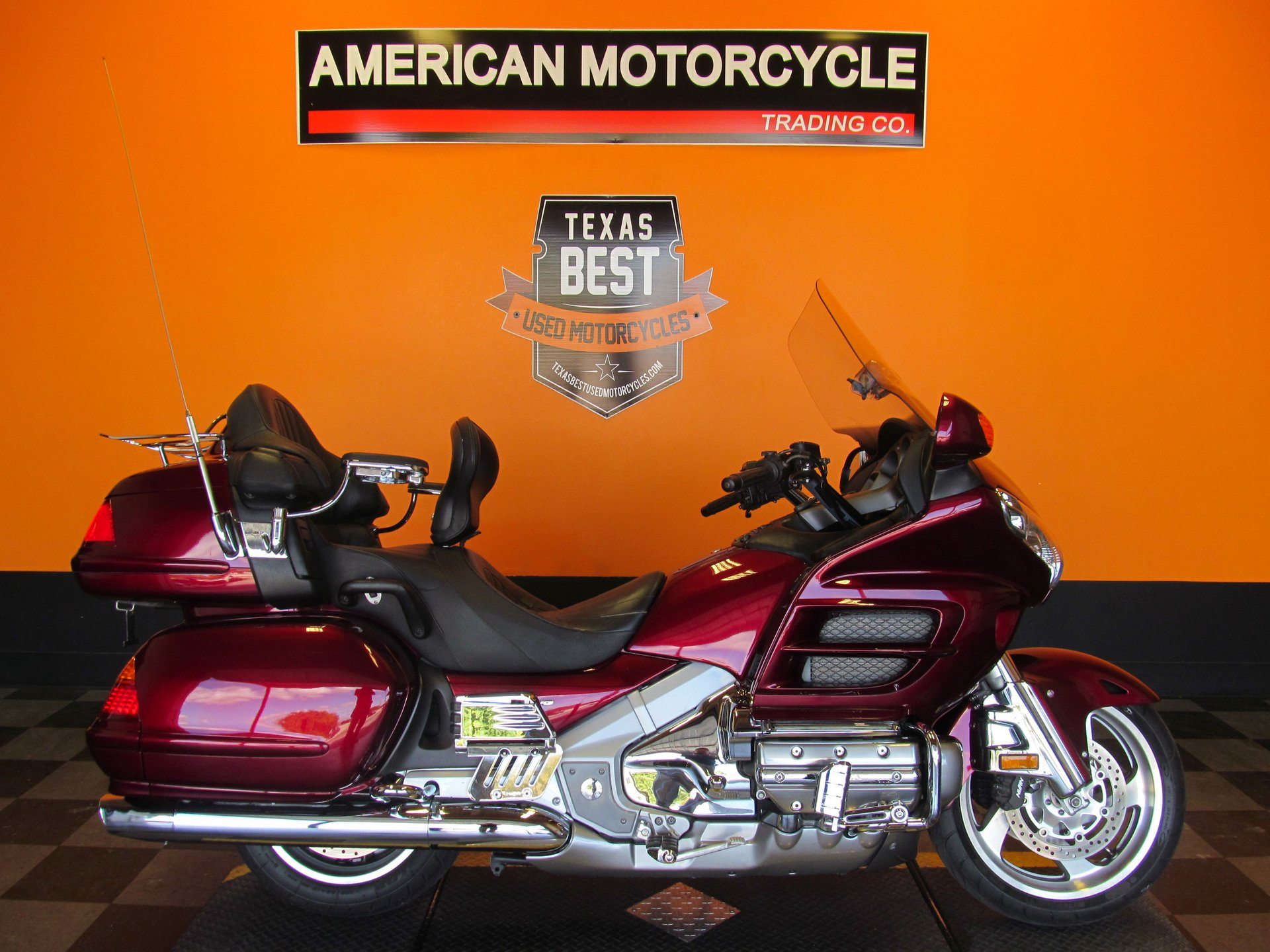 2005 honda gold wing gl1800