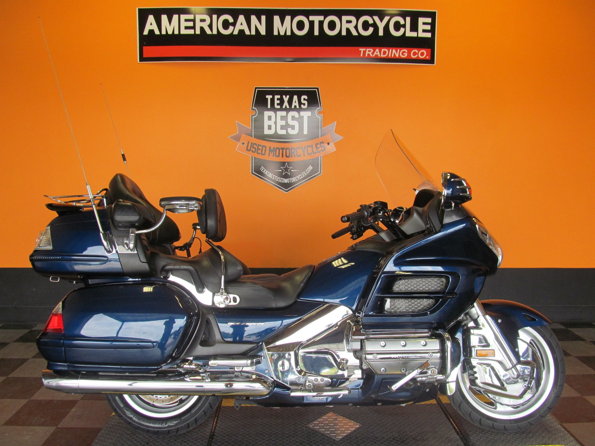 2007 honda gold wing gl1800