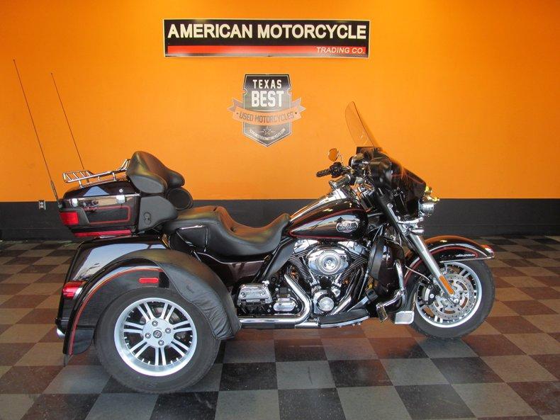 2011 Harley-Davidson Tri-Glide