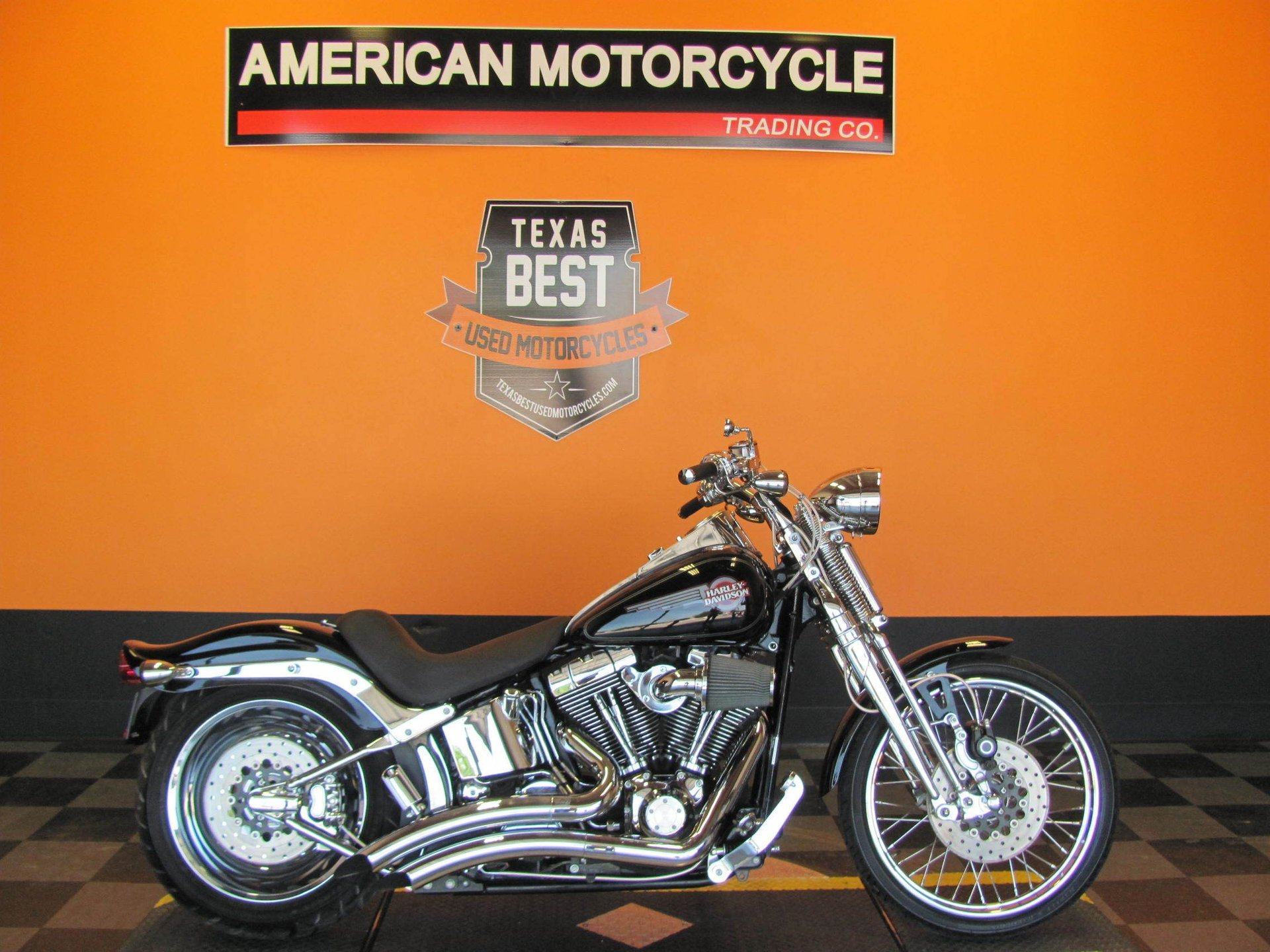 2006 harley davidson softail springer fxsts