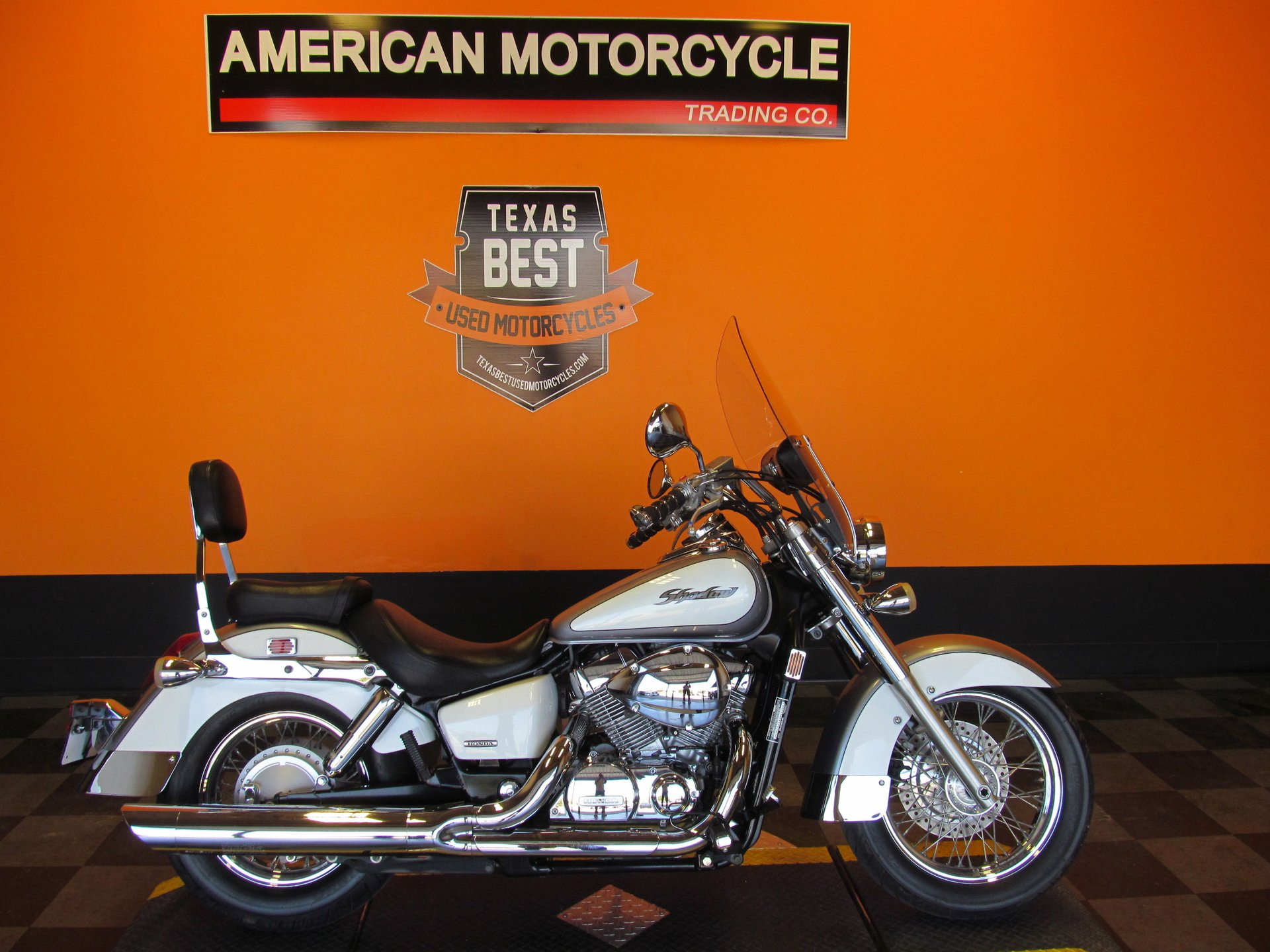 2006 honda shadow vt750ca