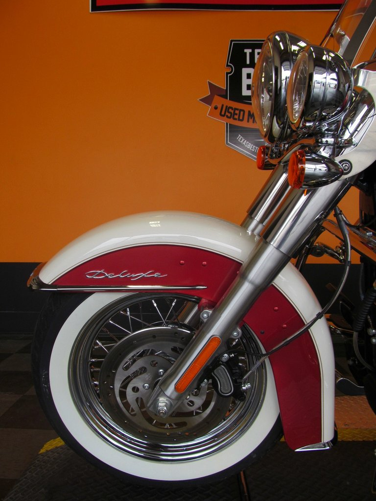 2012 Harley-Davidson Softail Deluxe