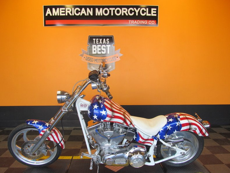 2002 American Ironhorse Legend