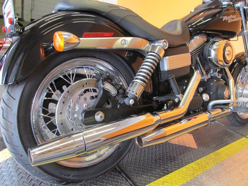 2007 Harley-Davidson Dyna Street Bob