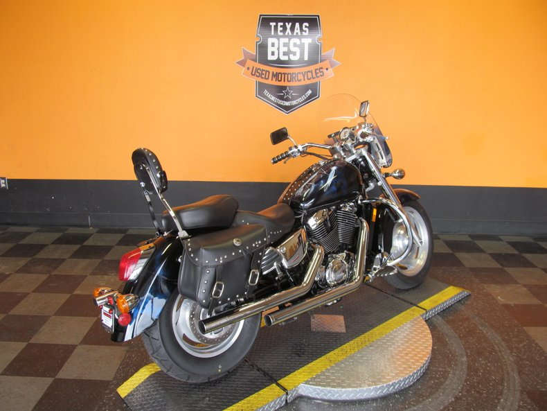 2005 Honda Shadow