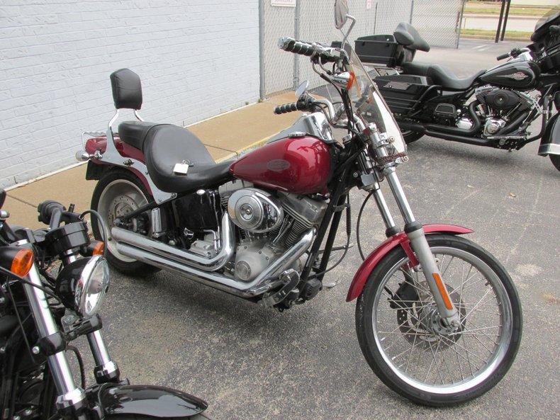 2006 Harley-Davidson Softail Standard