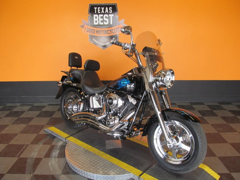 2003 Harley-Davidson Softail Fat Boy