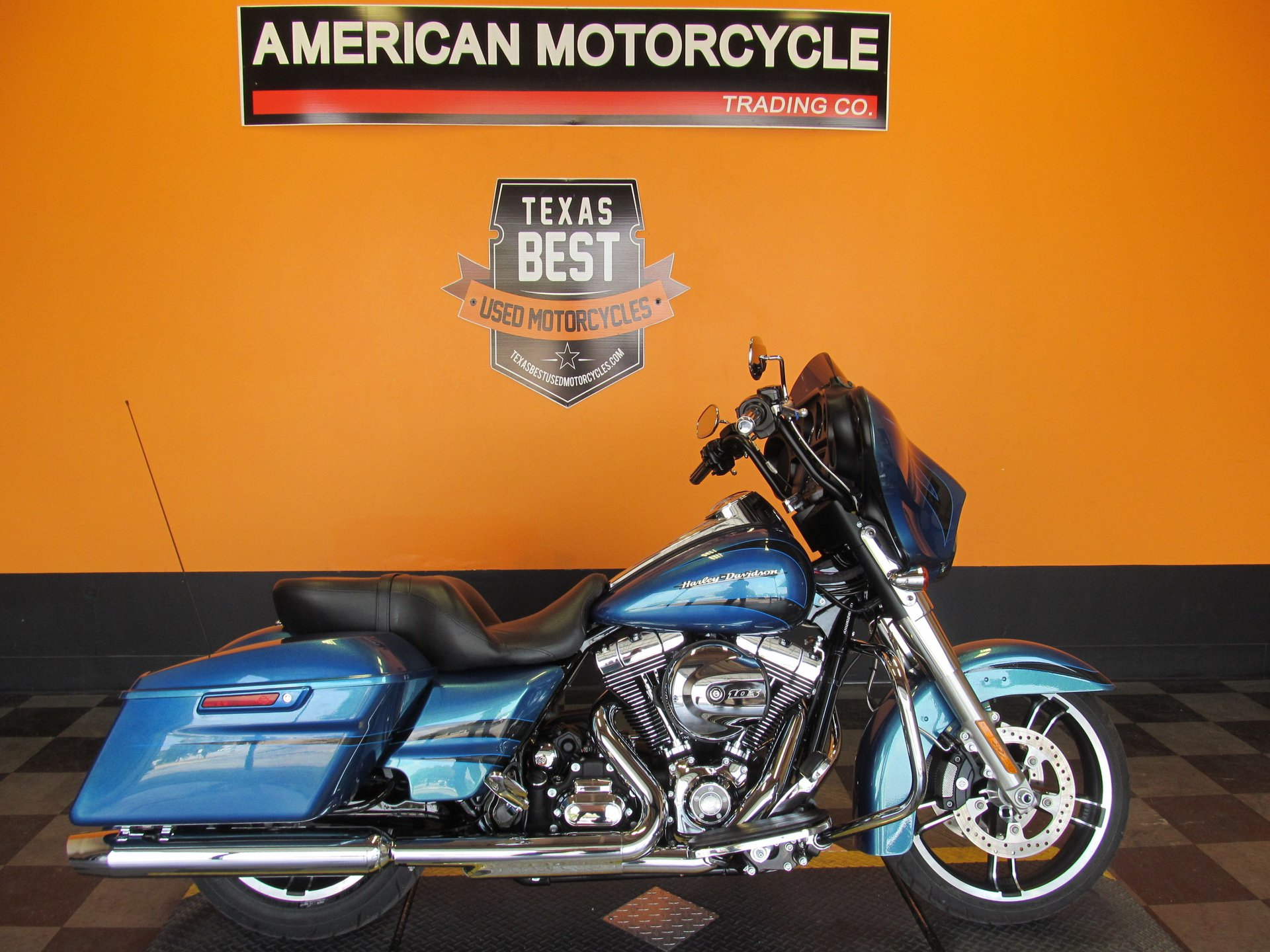 For Sale 2014 Harley-Davidson Street Glide