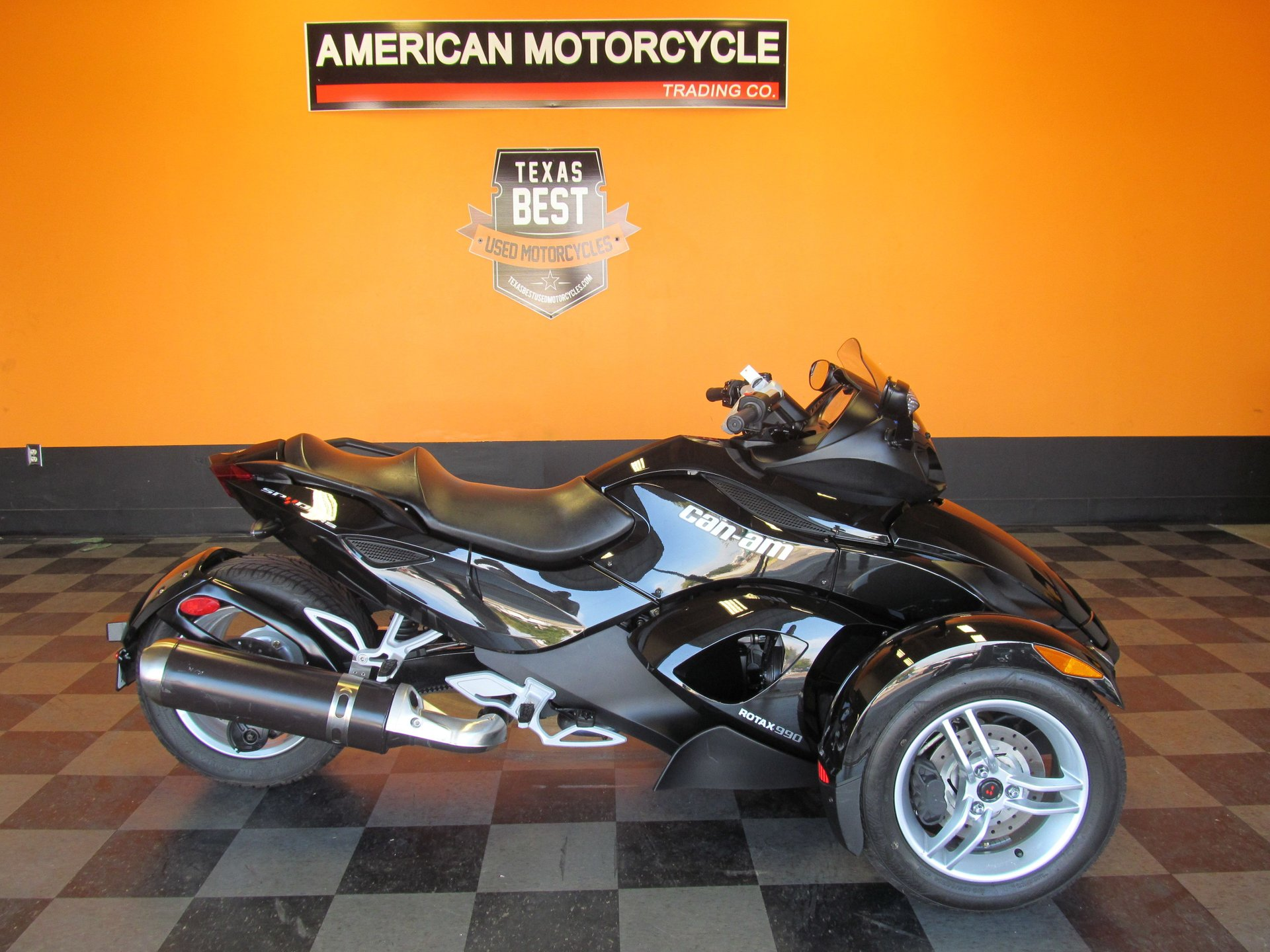2012 can am spyder rs sm5