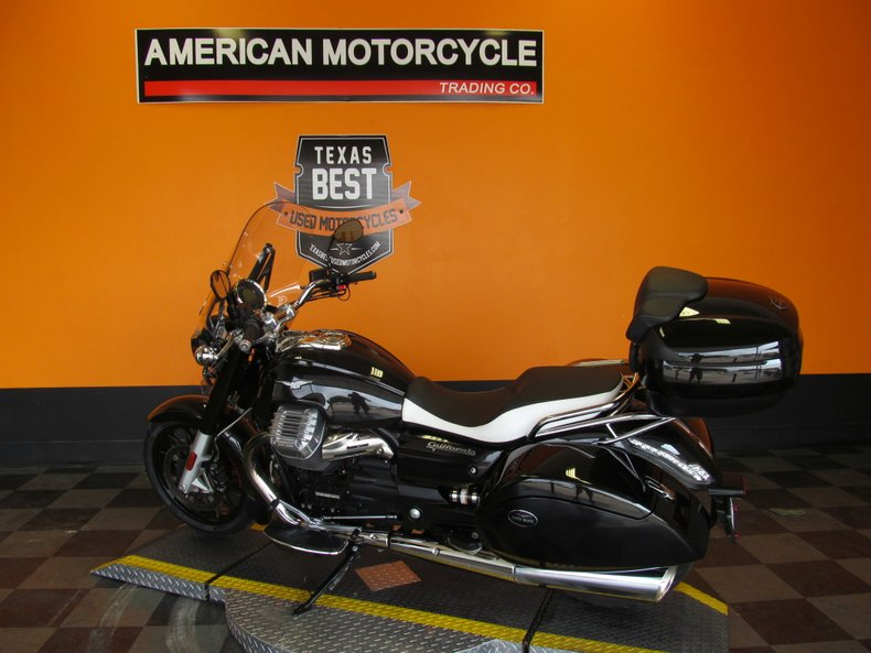2014 Moto Guzzi California Touring