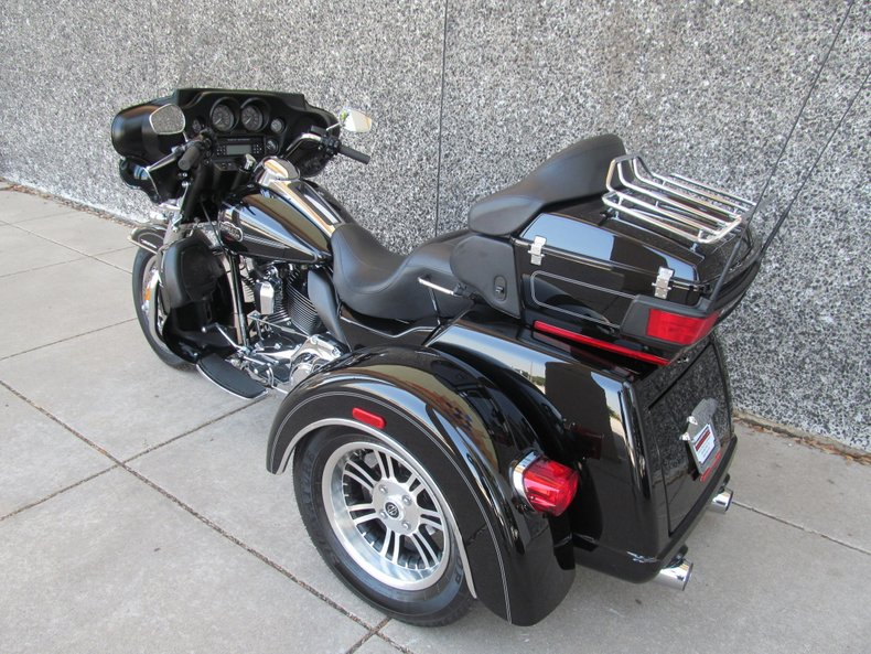 2012 Harley-Davidson Tri-Glide