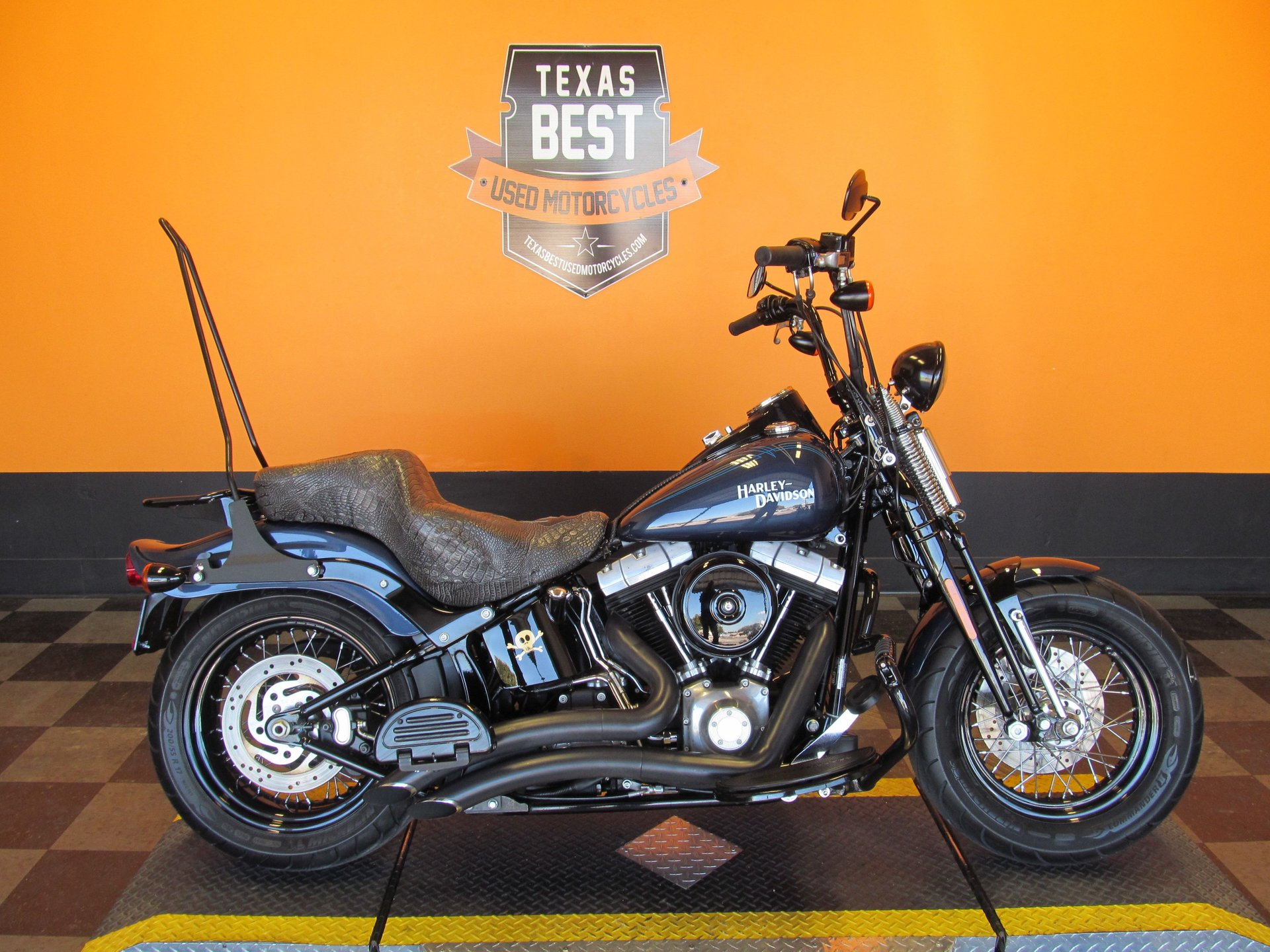 For Sale 2009 Harley-Davidson Softail Crossbones
