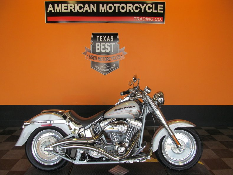 2005 Harley-Davidson Screamin Eagle Fat Boy