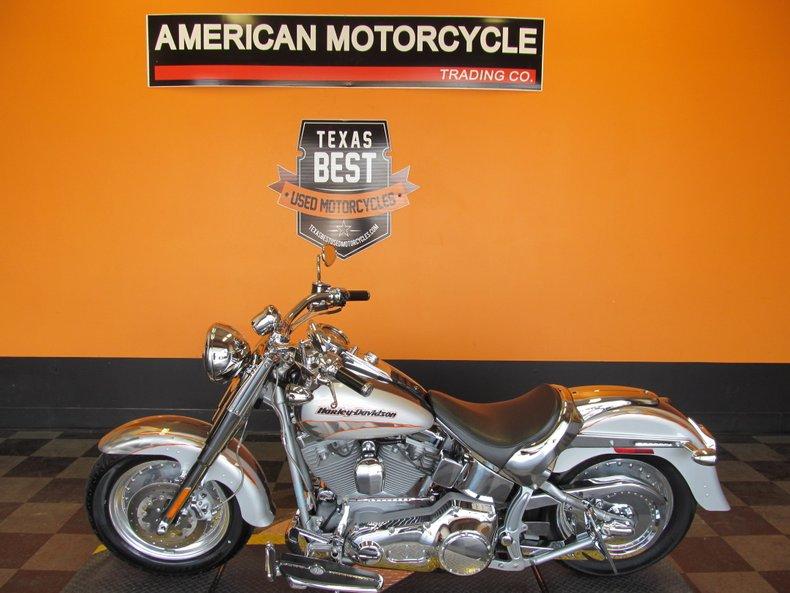 2005 Harley-Davidson Screamin Eagle Fat Boy