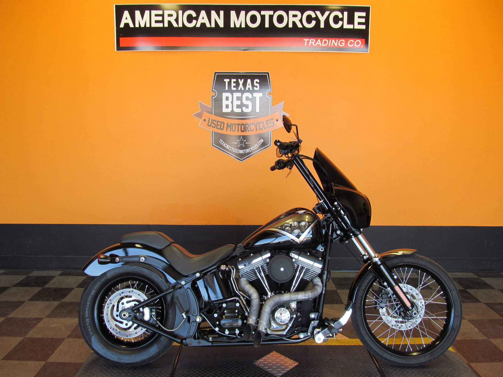 For Sale 2013 Harley-Davidson Softail Blackline