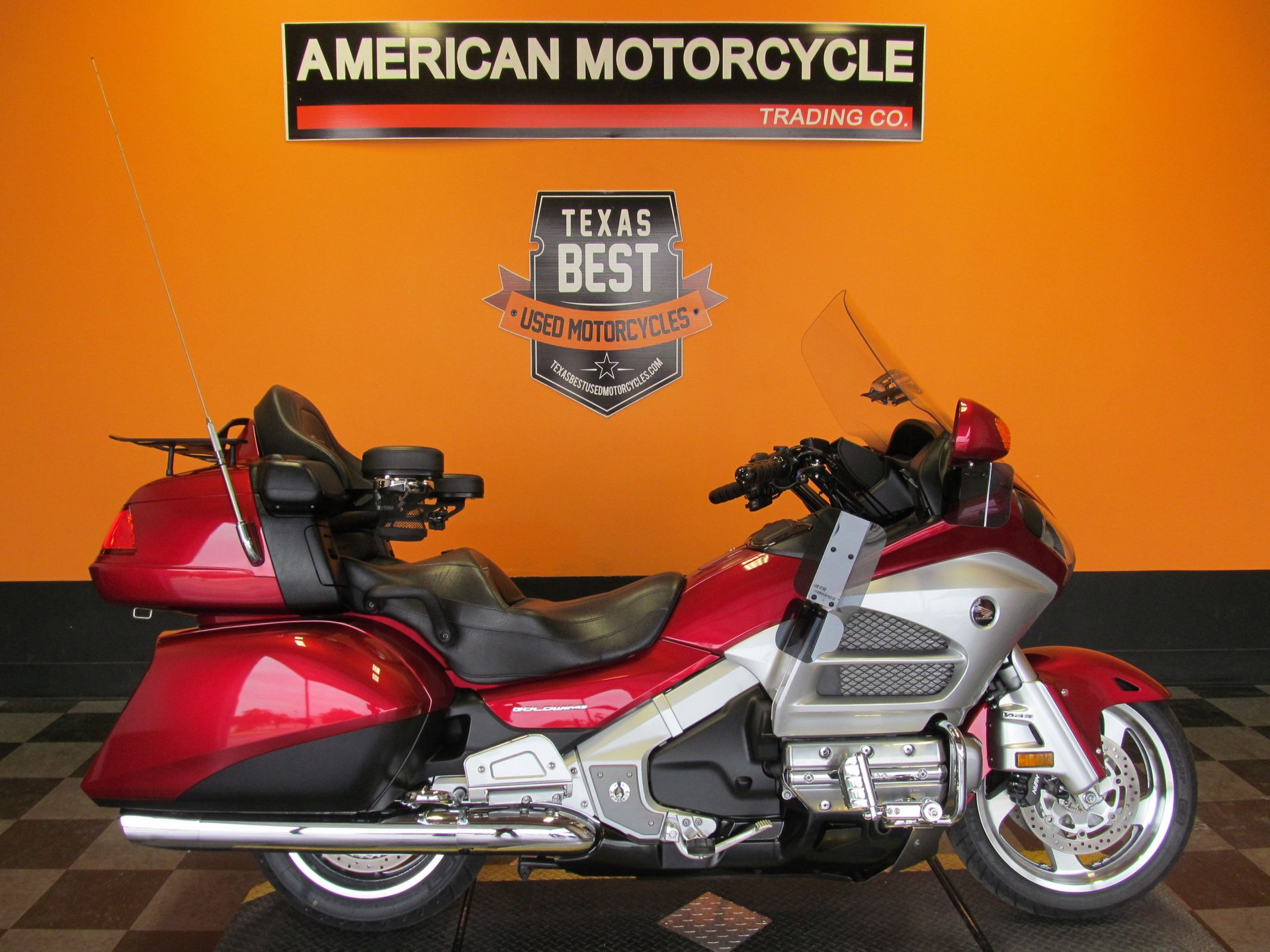2012 honda gold wing gl1800