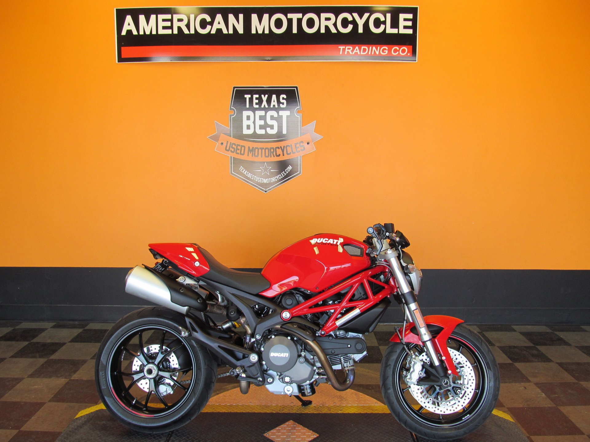 For Sale 2014 Ducati Monster