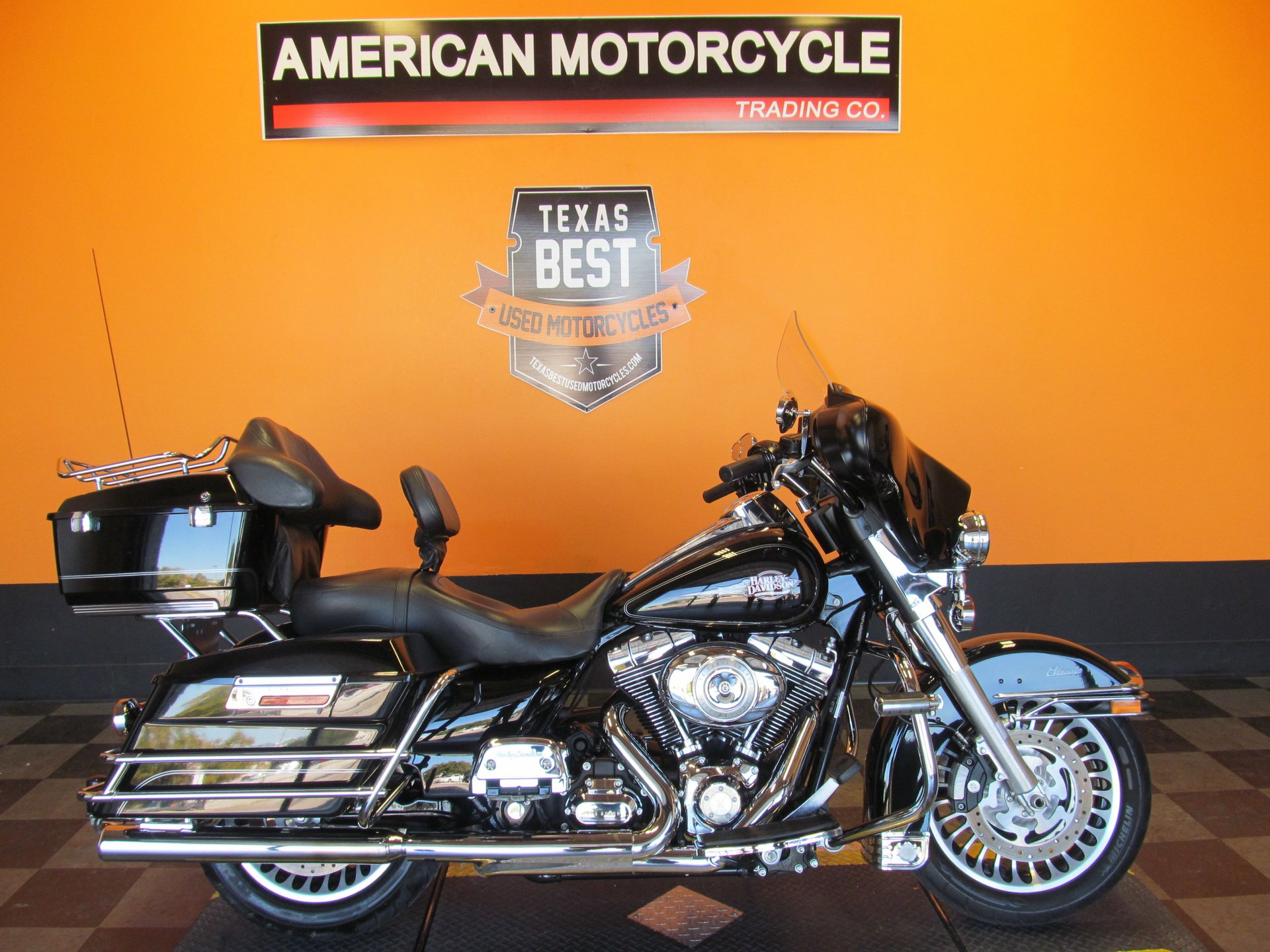 2010 harley davidson electra glide classic flhtc
