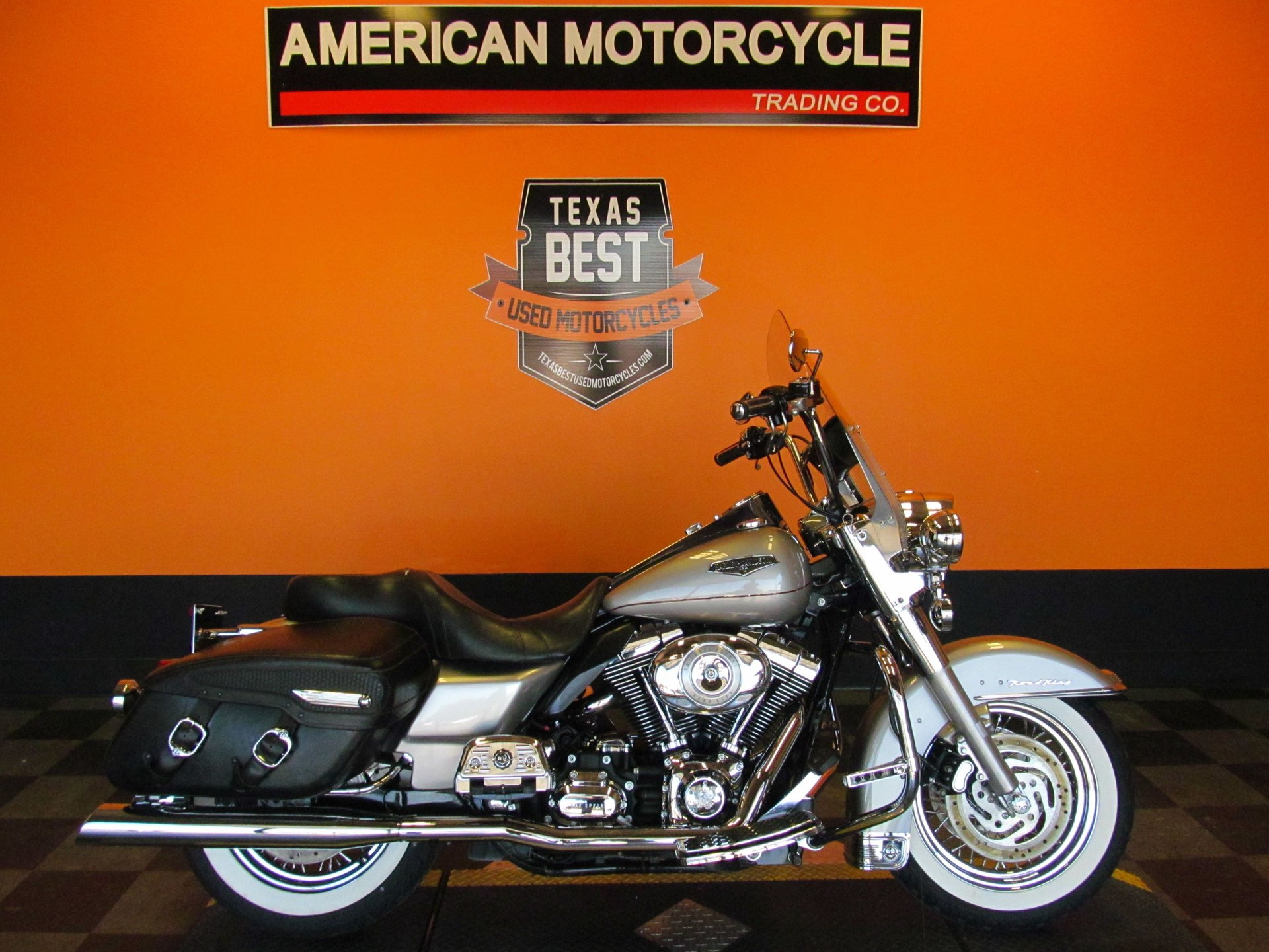 2007 harley davidson road king classic flhrc