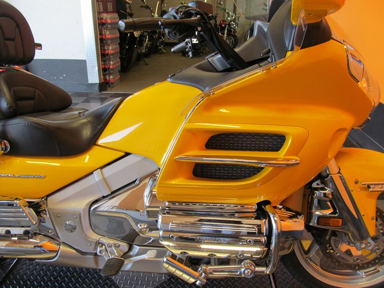 2009 Honda Gold Wing