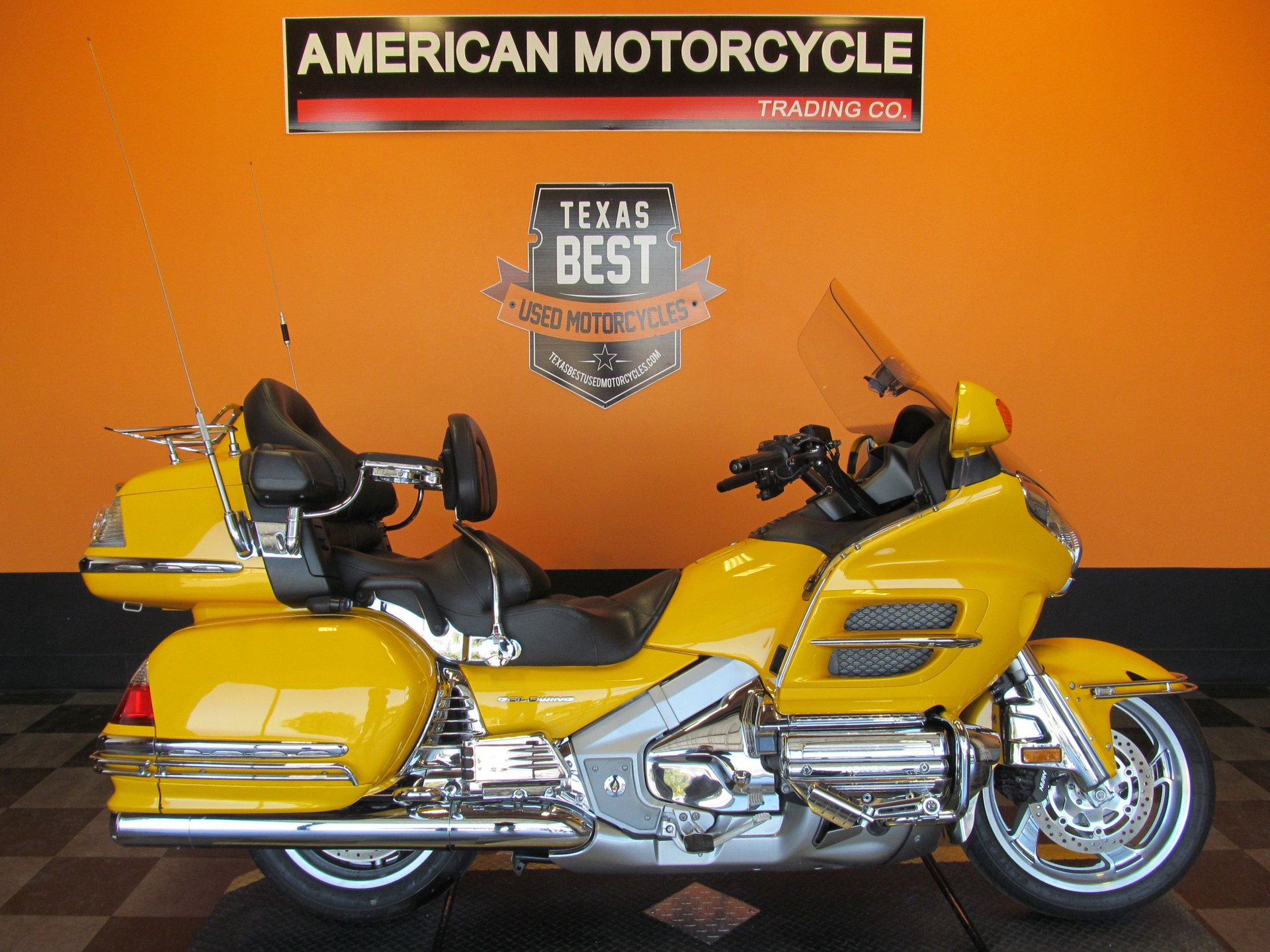2009 honda gold wing gl1800