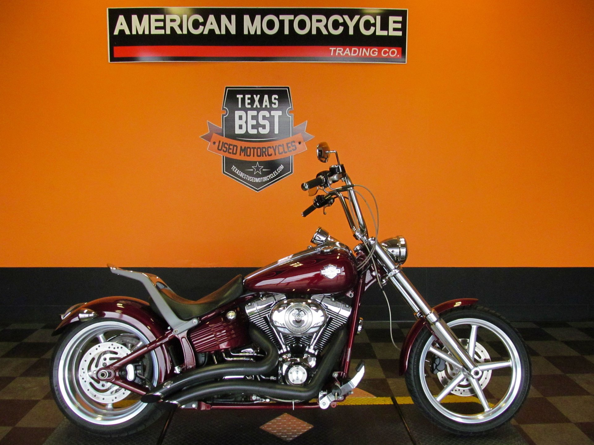 For Sale 2009 Harley-Davidson Softail Rocker