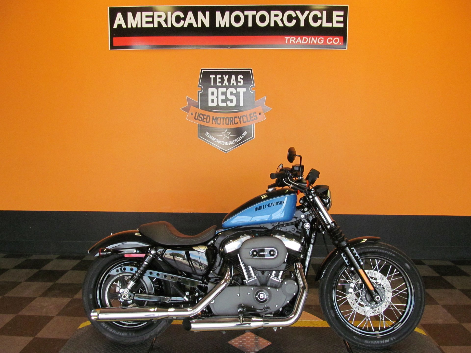 For Sale 2012 Harley-Davidson Sportster 1200