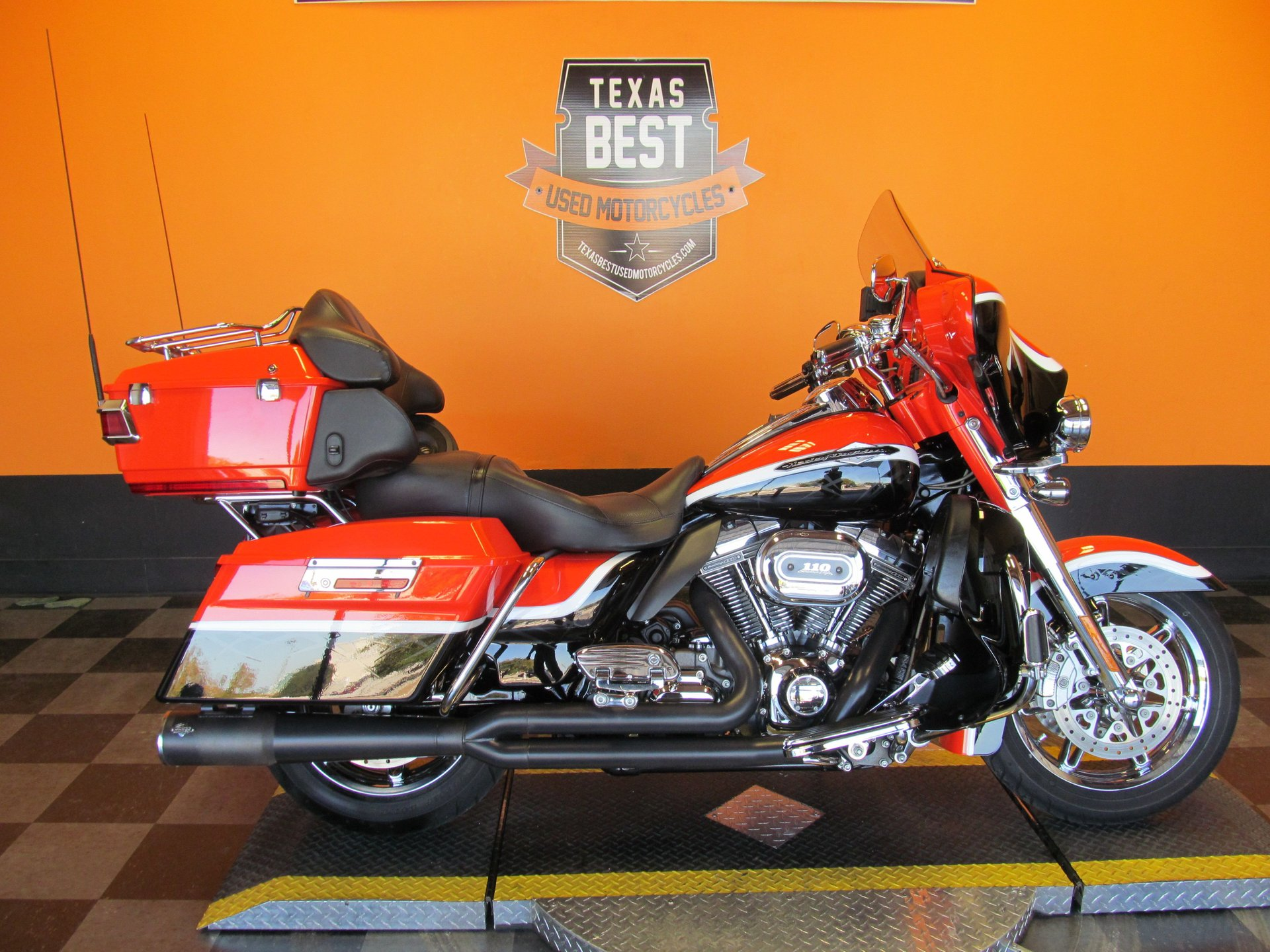 For Sale 2012 Harley-Davidson CVO Ultra Classic