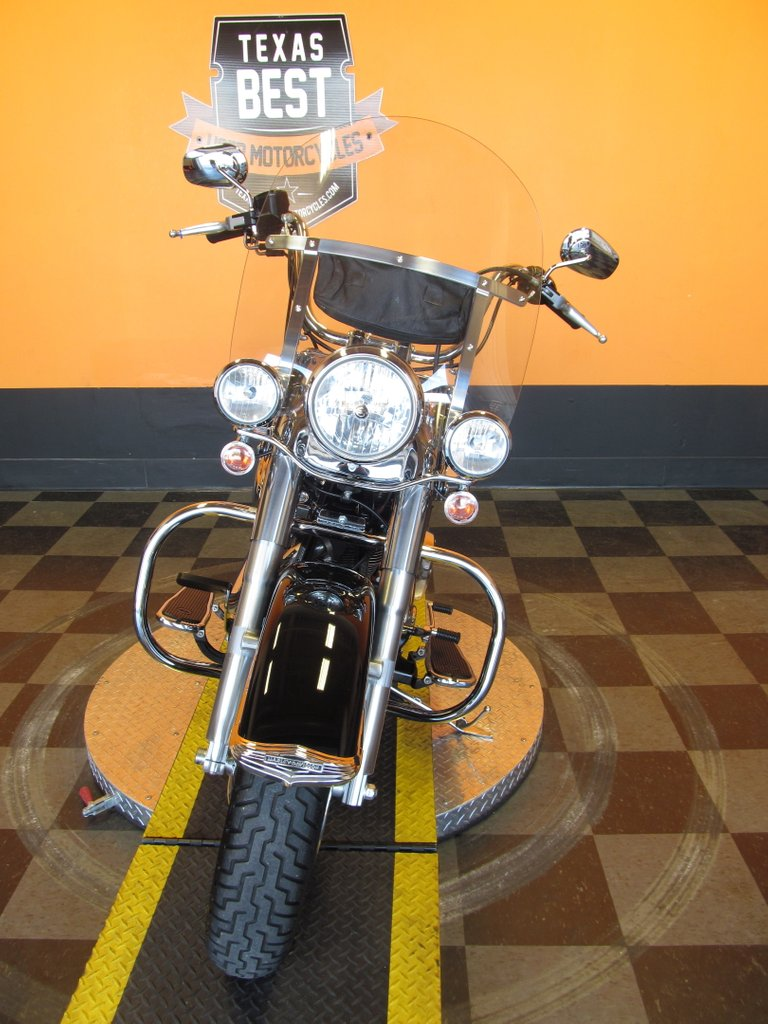 2011 Harley-Davidson Softail Deluxe