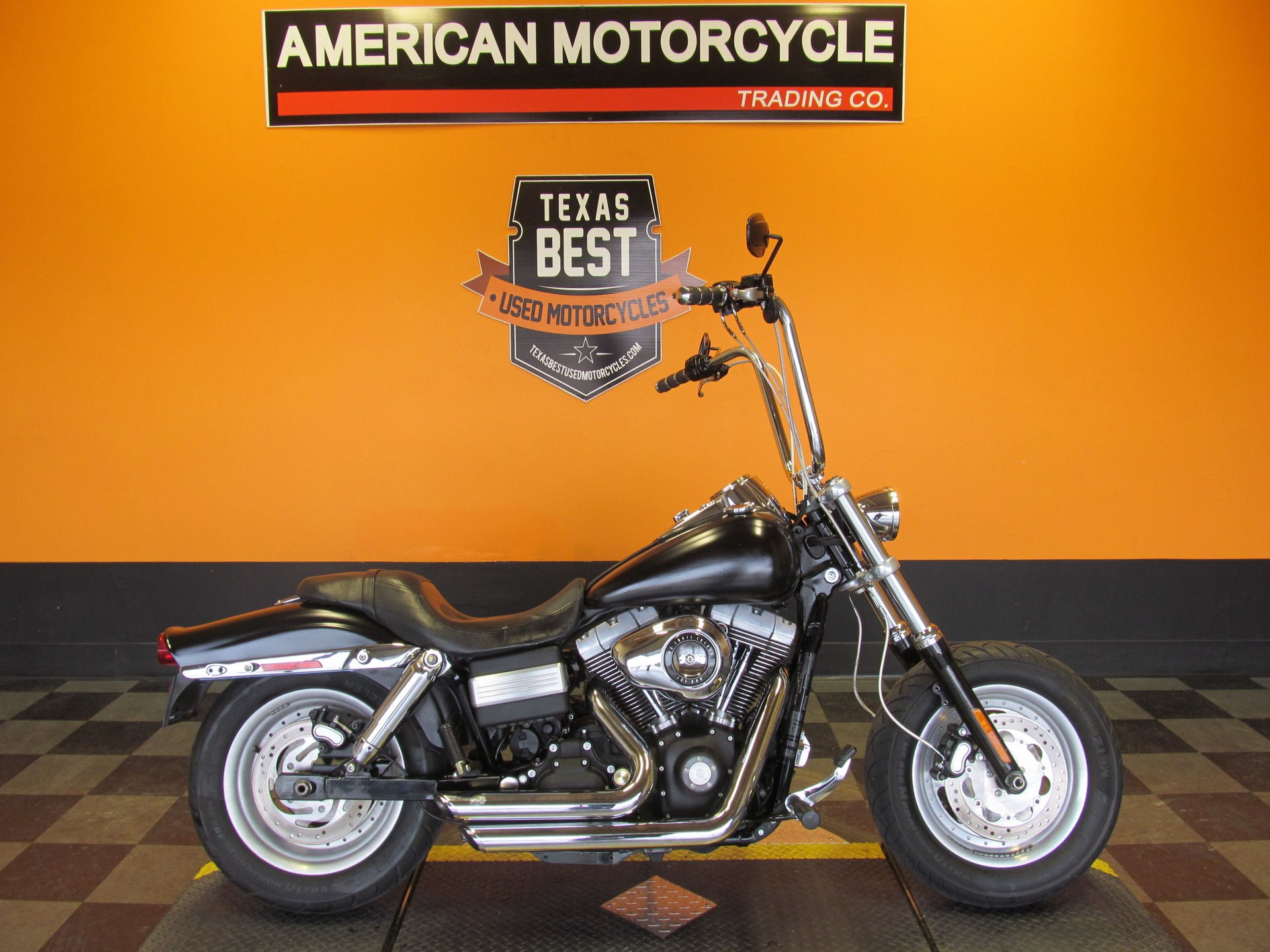 For Sale 2011 Harley-Davidson Dyna Fat Bob
