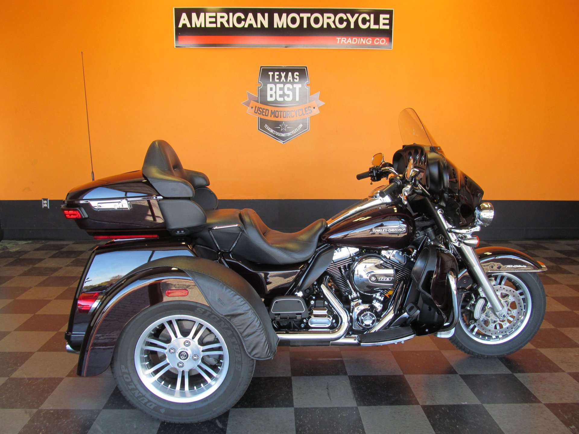 For Sale 2014 Harley-Davidson Tri-Glide