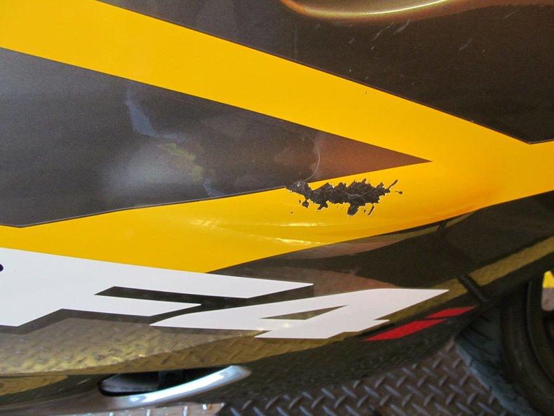 2006 Honda CBR600F4I