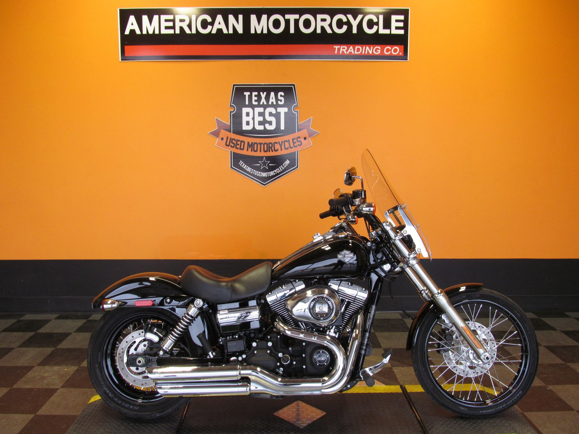 For Sale 2015 Harley-Davidson Dyna Wide Glide