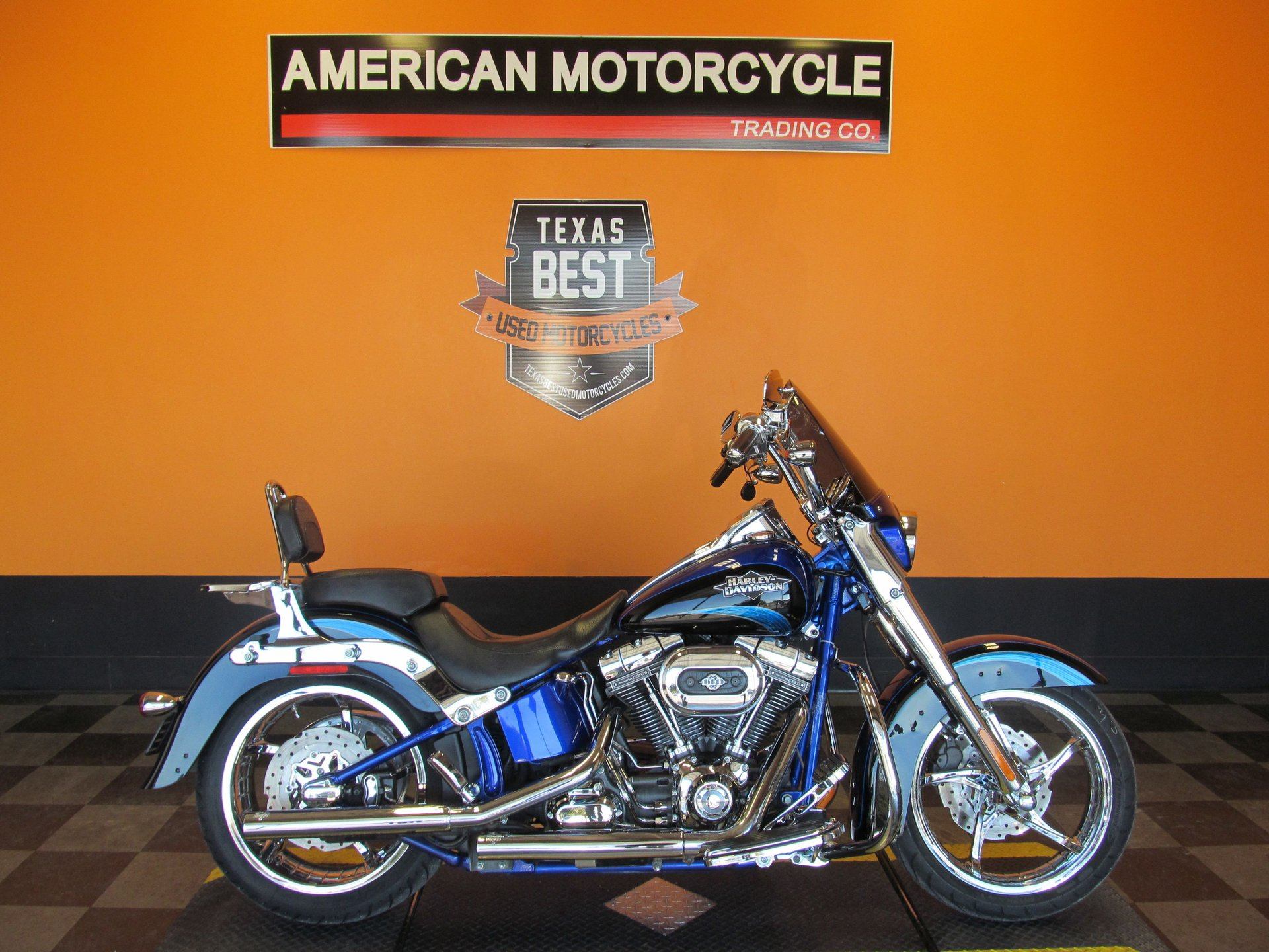 For Sale 2011 Harley-Davidson CVO Softail Convertible