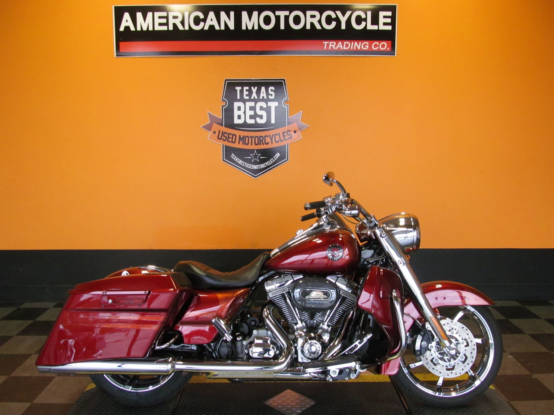 For Sale 2013 Harley-Davidson CVO Road King
