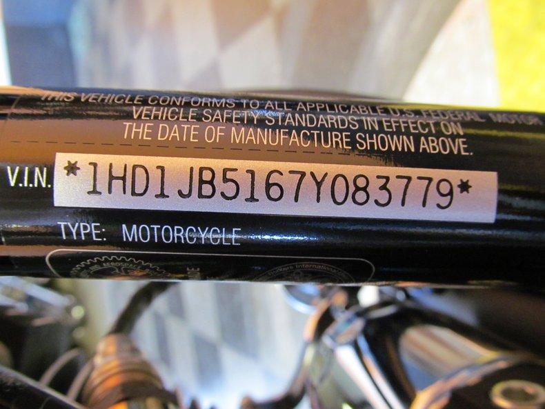 2007 Harley-Davidson Softail Deuce