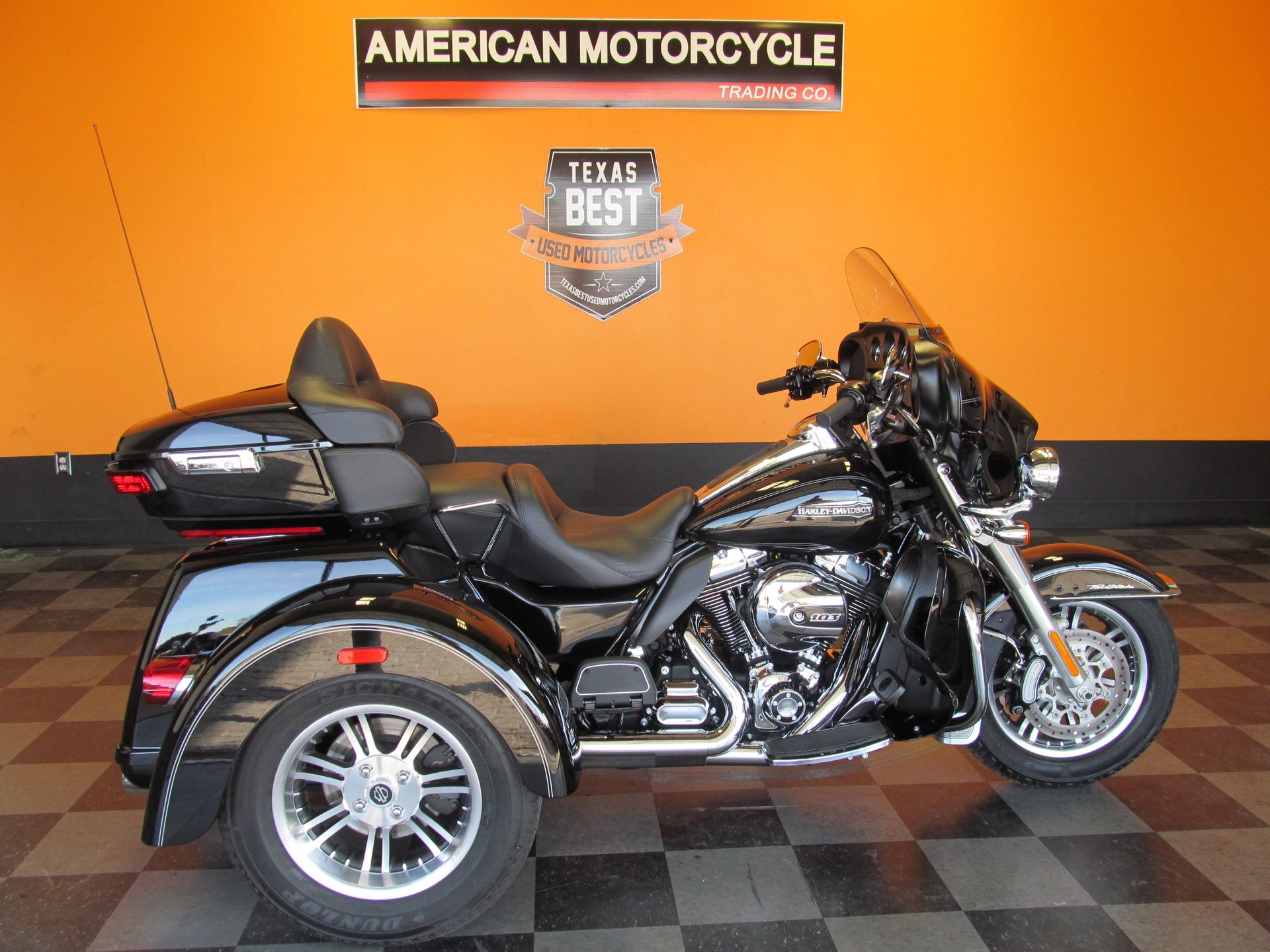 For Sale 2015 Harley-Davidson Tri-Glide