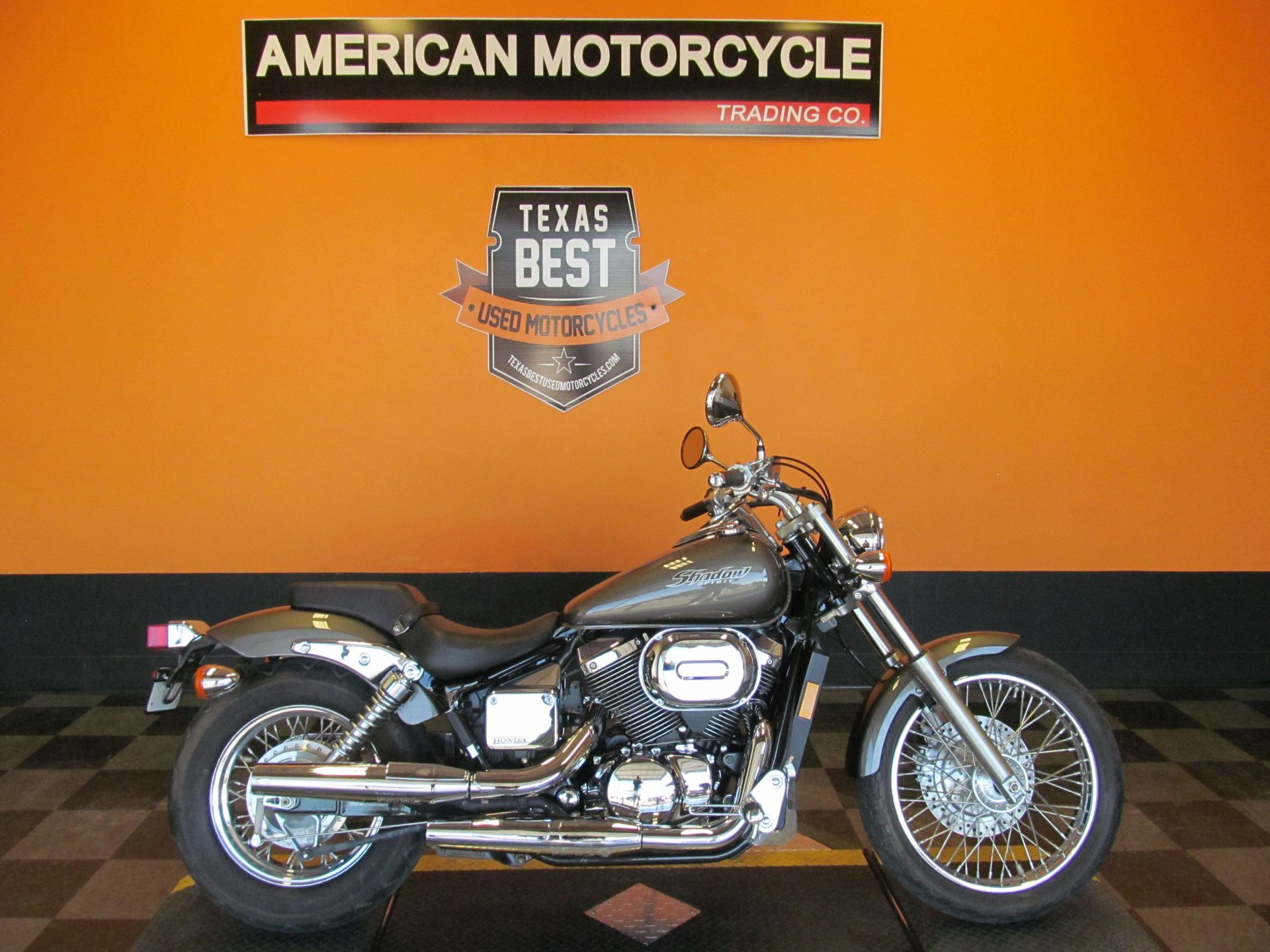 2007 honda shadow vt750