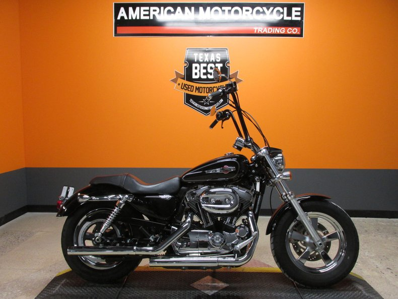 2013 Harley-Davidson Sportster 1200 For Sale