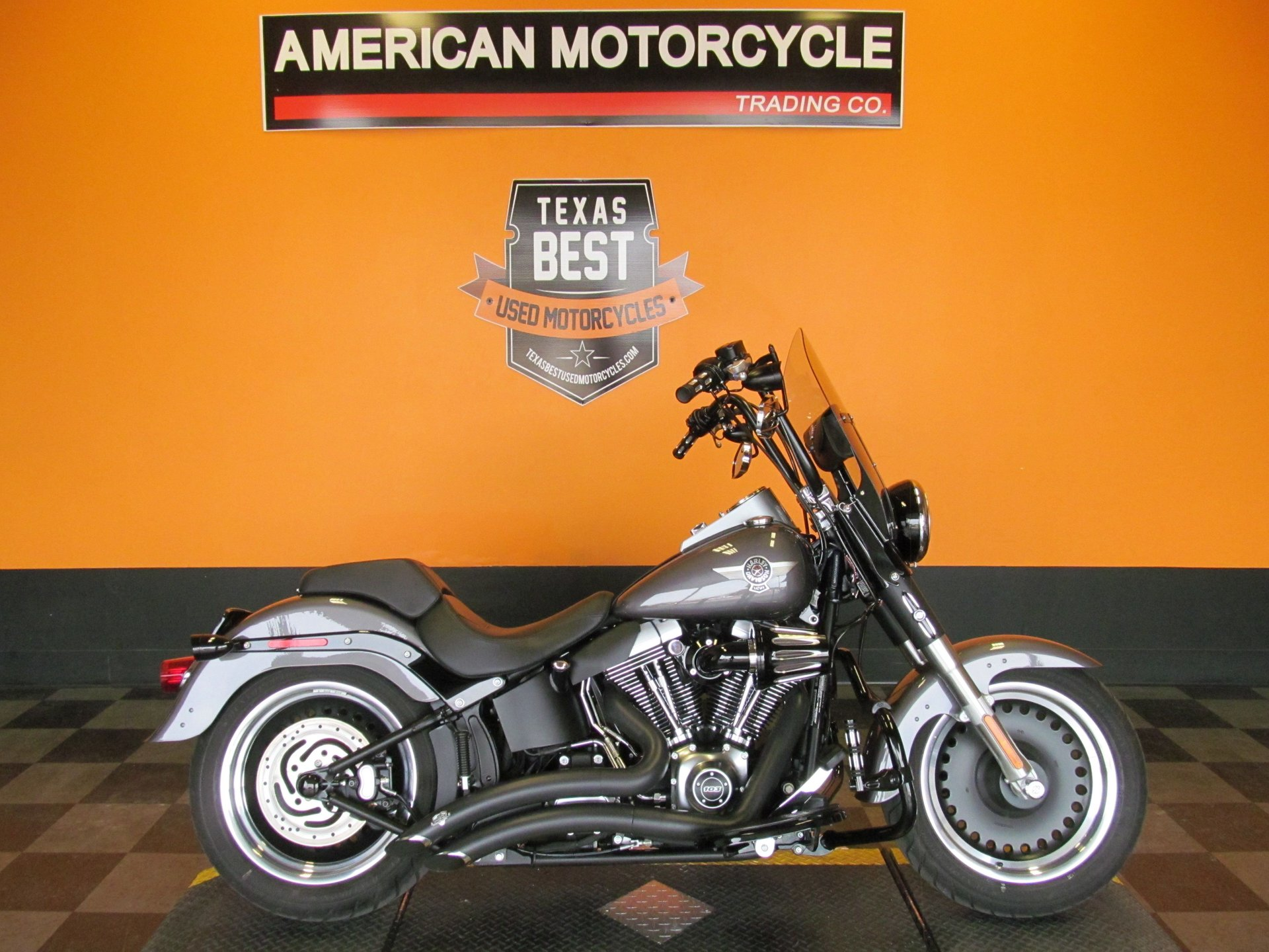 For Sale 2015 Harley-Davidson Softail Fat Boy