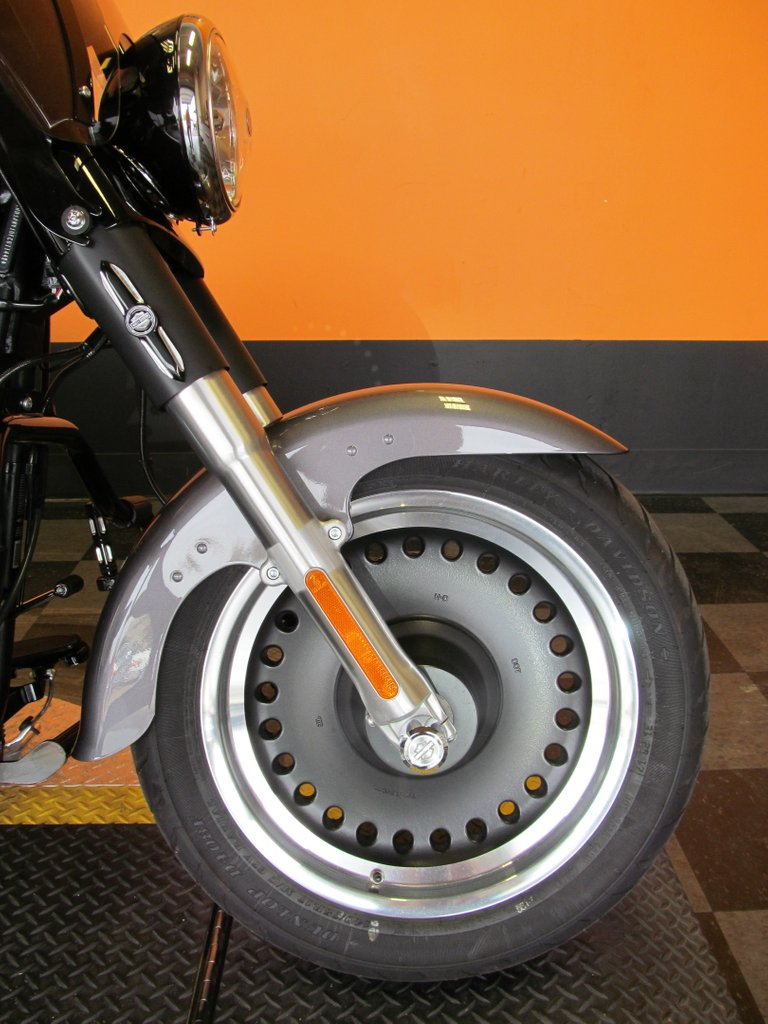 2015 Harley-Davidson Softail Fat Boy
