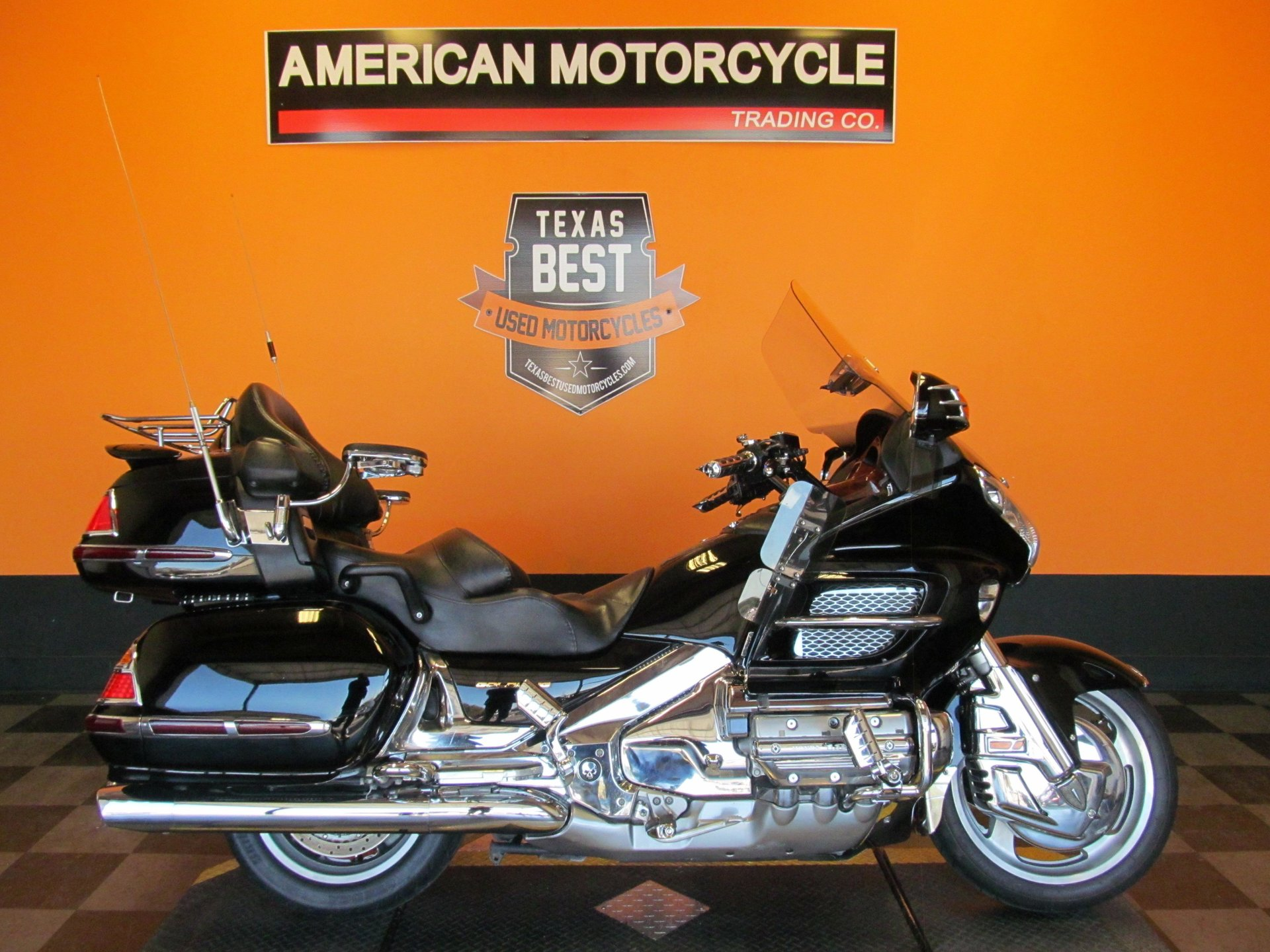 2003 honda gold wing gl1800