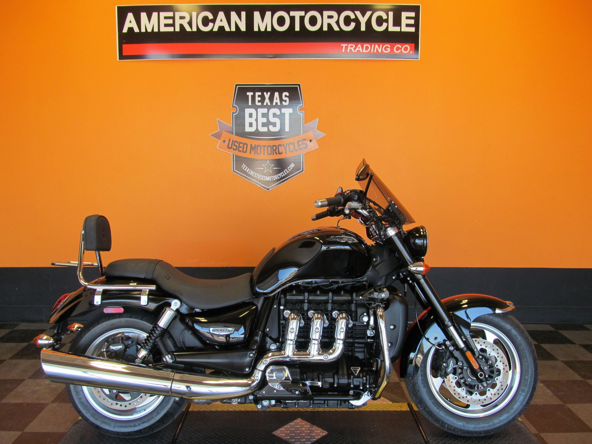 For Sale 2014 Triumph Rocket III Roadster ABS